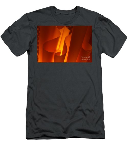 Glow Men's T-Shirt (Athletic Fit)