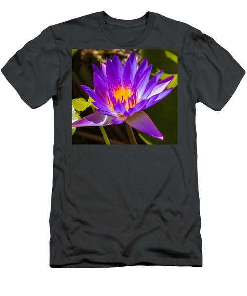 Glowing From Within Men's T-Shirt (Athletic Fit)