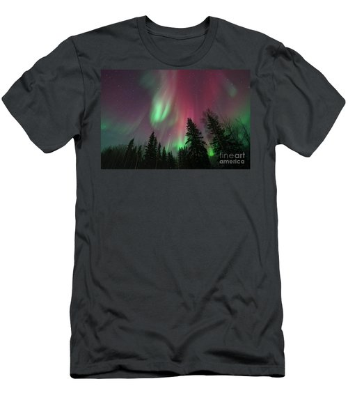 Glowing Skies Men's T-Shirt (Athletic Fit)