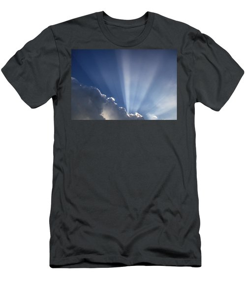 God Rays Men's T-Shirt (Athletic Fit)