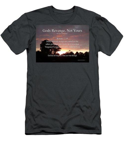 Gods Revenge Men's T-Shirt (Athletic Fit)