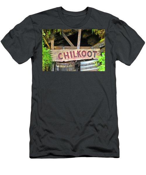 Gold Mine Men's T-Shirt (Athletic Fit)