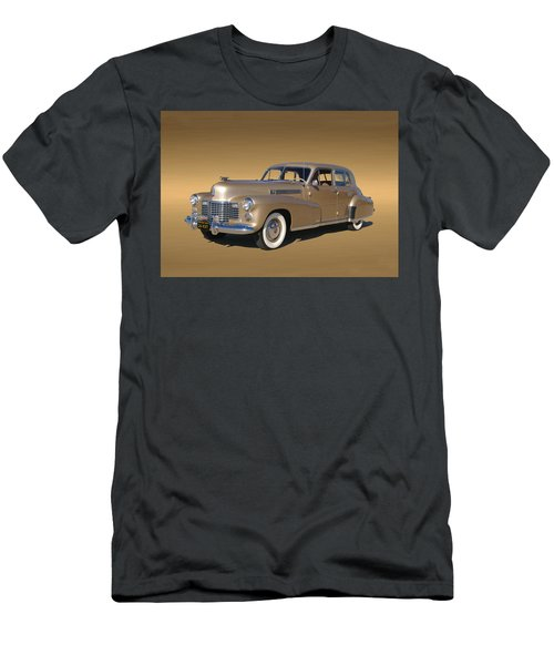 Golden Cadillac 1941 Fleetwood Men's T-Shirt (Athletic Fit)