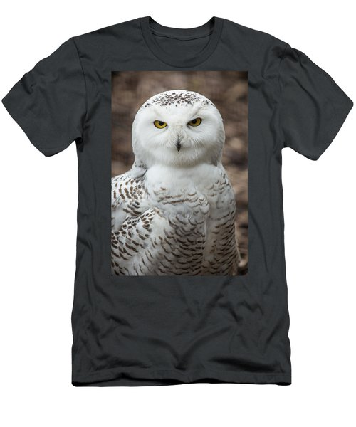 Golden Eye Men's T-Shirt (Athletic Fit)