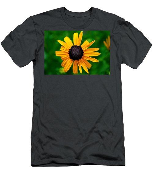 Golden Flower Men's T-Shirt (Slim Fit) by Matt Harang