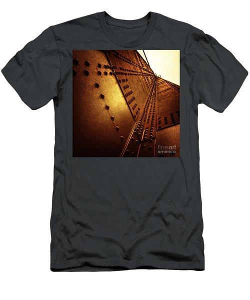 Golden Mile Men's T-Shirt (Athletic Fit)