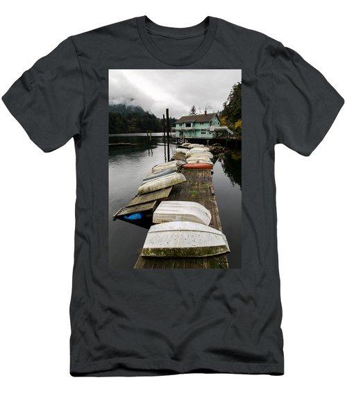 Goldstream Marina Men's T-Shirt (Athletic Fit)
