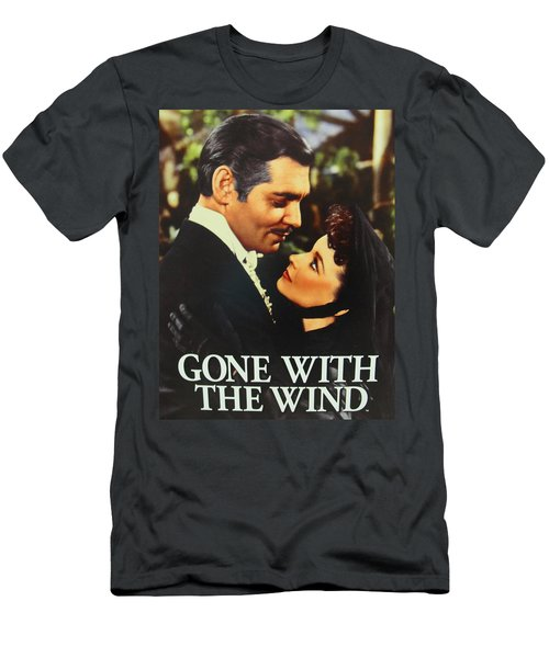 Gone With The Wind Men's T-Shirt (Athletic Fit)