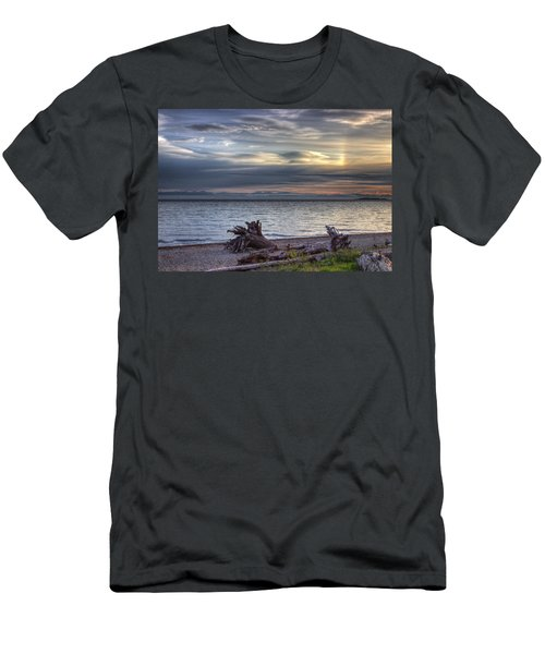 San Pareil Sunrise Men's T-Shirt (Athletic Fit)