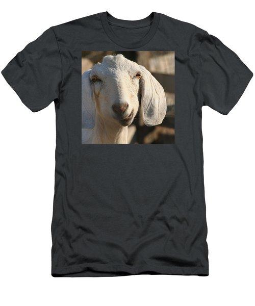Goofy Goat Men's T-Shirt (Athletic Fit)
