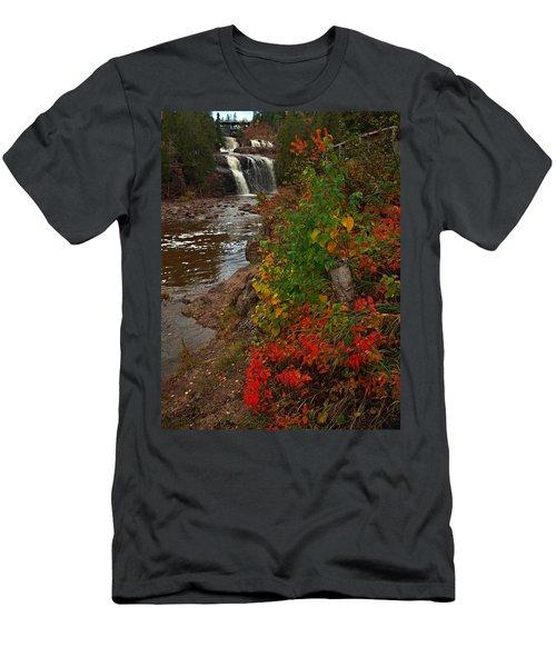 Gooseberry Foilage Men's T-Shirt (Athletic Fit)