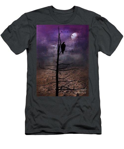 Gothic Dream  Men's T-Shirt (Athletic Fit)