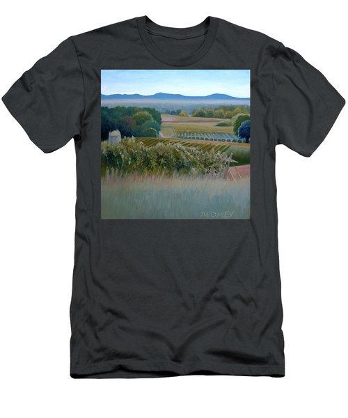 Grace Vineyards No. 1 Men's T-Shirt (Athletic Fit)