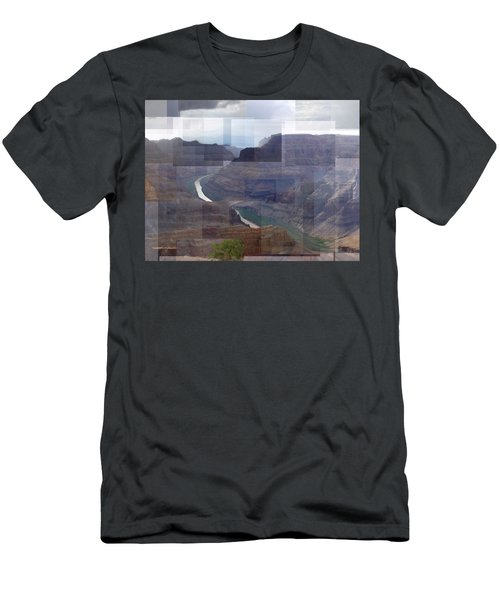 Grand Canyon Guano Point Men's T-Shirt (Athletic Fit)