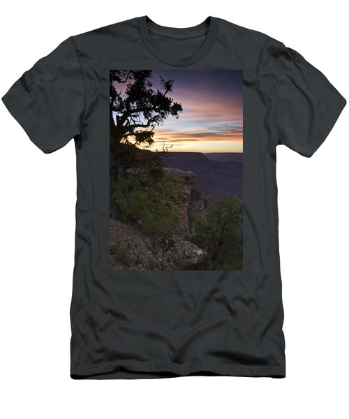 Grand Canyon Sunset 2 Men's T-Shirt (Athletic Fit)
