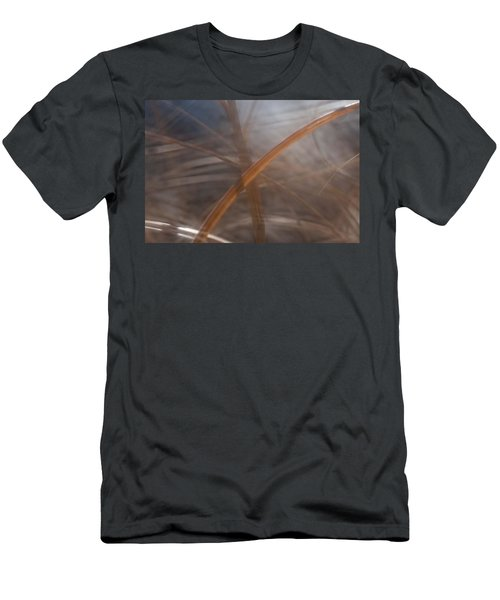 Grass - Abstract 1 Men's T-Shirt (Slim Fit)