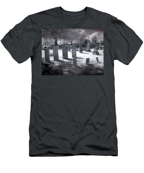 Graveyard Men's T-Shirt (Athletic Fit)