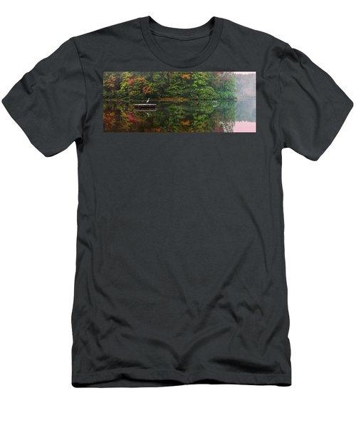 Great Herons Men's T-Shirt (Athletic Fit)