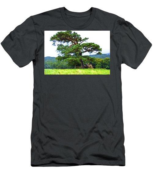 Great Pine Men's T-Shirt (Athletic Fit)