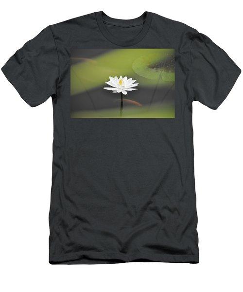 Green Room In Kahalu'u Men's T-Shirt (Athletic Fit)