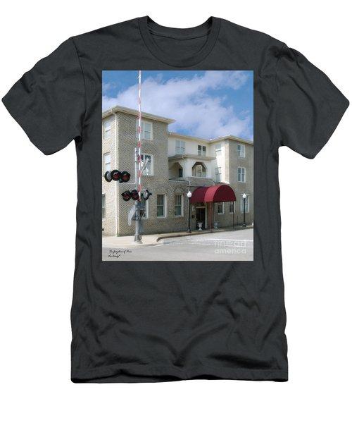 Greystone Of Paris Men's T-Shirt (Athletic Fit)