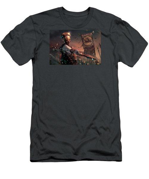 Grim Guardian Men's T-Shirt (Athletic Fit)