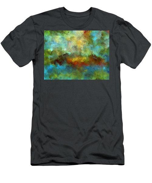 Grotto Men's T-Shirt (Athletic Fit)