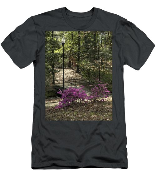 Guignard Park-2 Men's T-Shirt (Athletic Fit)
