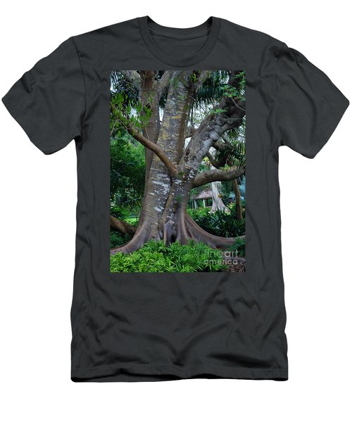 Gumby Tree Men's T-Shirt (Athletic Fit)