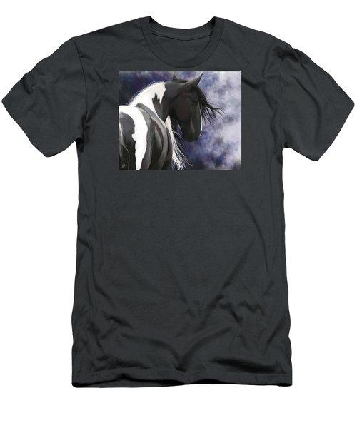 Gypsy Vanner Men's T-Shirt (Athletic Fit)