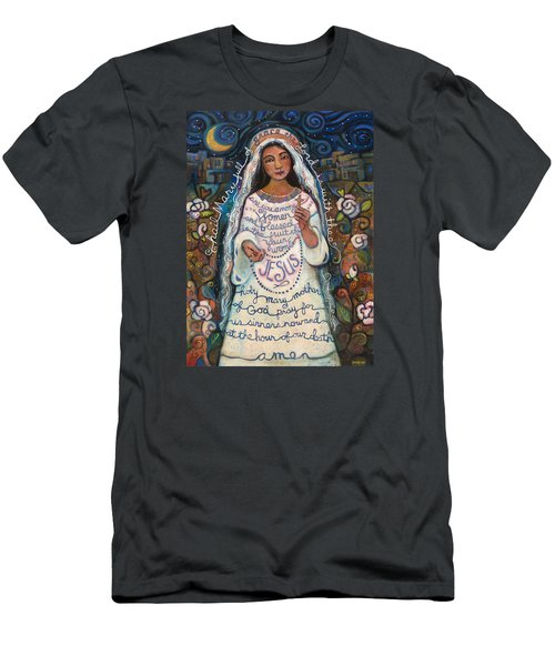 Hail Mary Men's T-Shirt (Athletic Fit)