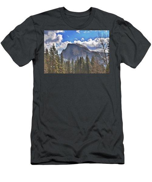 Half Dome Men's T-Shirt (Athletic Fit)