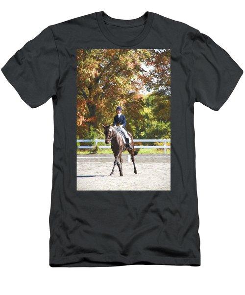 Half Pass Color Men's T-Shirt (Athletic Fit)
