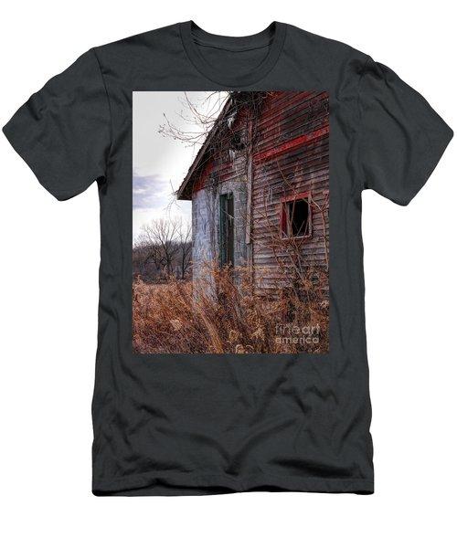 Half Men's T-Shirt (Athletic Fit)