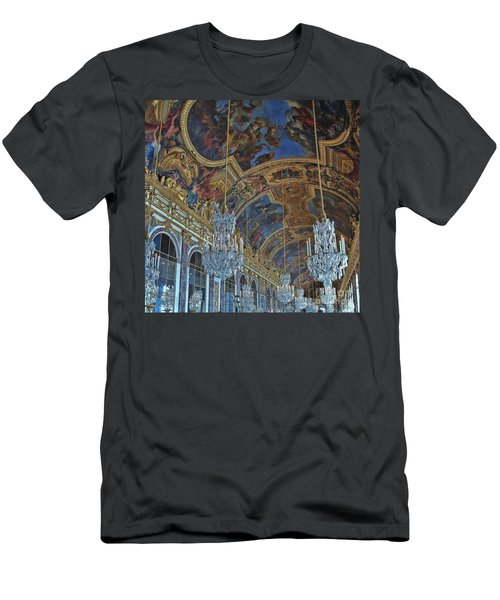 Hall Of Mirrors - Versaille Men's T-Shirt (Athletic Fit)