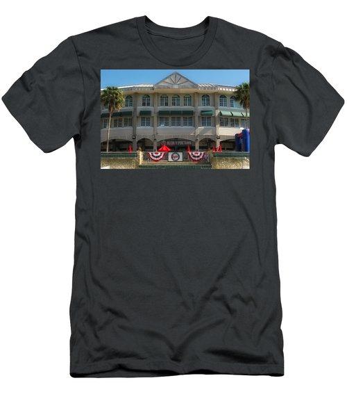 Hammond Stadium Men's T-Shirt (Athletic Fit)