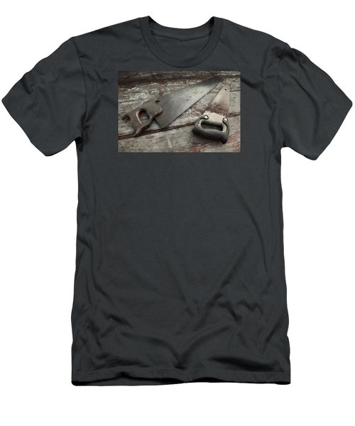 Hand Made Men's T-Shirt (Slim Fit) by Photographic Arts And Design Studio