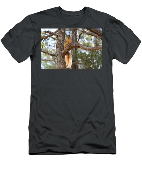Hangin' Out Men's T-Shirt (Athletic Fit)