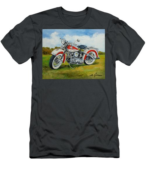 Harley Davidson 1943 Men's T-Shirt (Athletic Fit)