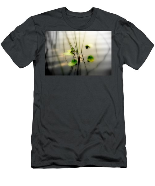 Harmony Zen Photography II Men's T-Shirt (Athletic Fit)