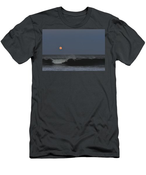 Harvest Moon Seaside Park Nj Men's T-Shirt (Athletic Fit)