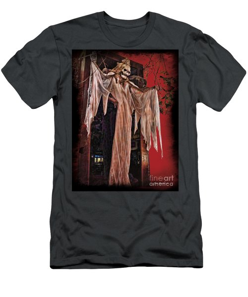 Hauntings Men's T-Shirt (Athletic Fit)