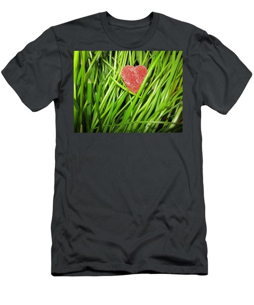 Hearty Men's T-Shirt (Athletic Fit)