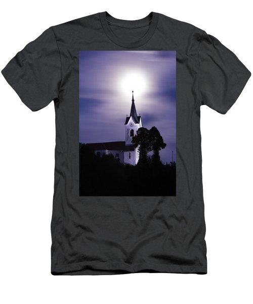 Heavenly Glow Men's T-Shirt (Athletic Fit)