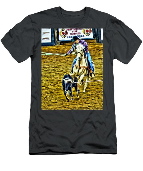Heeling Men's T-Shirt (Athletic Fit)