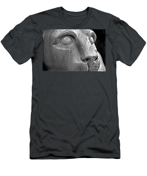 Heinz Warneke's Mountain Lion Men's T-Shirt (Athletic Fit)