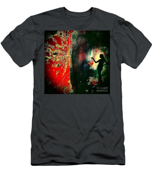 Her Power To Create Men's T-Shirt (Athletic Fit)