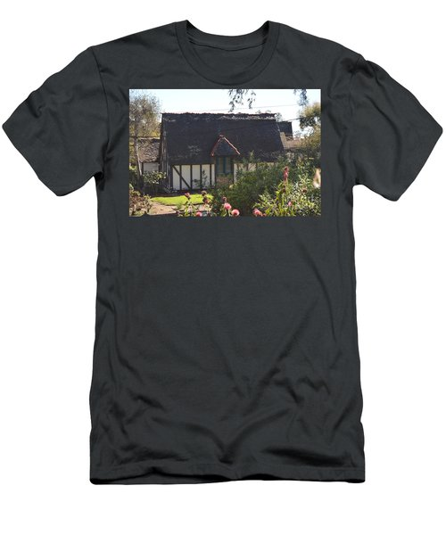 Men's T-Shirt (Athletic Fit) featuring the photograph Hidden For Time by Laurie L