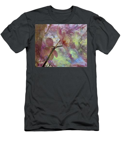 Hidden Orchid Men's T-Shirt (Athletic Fit)