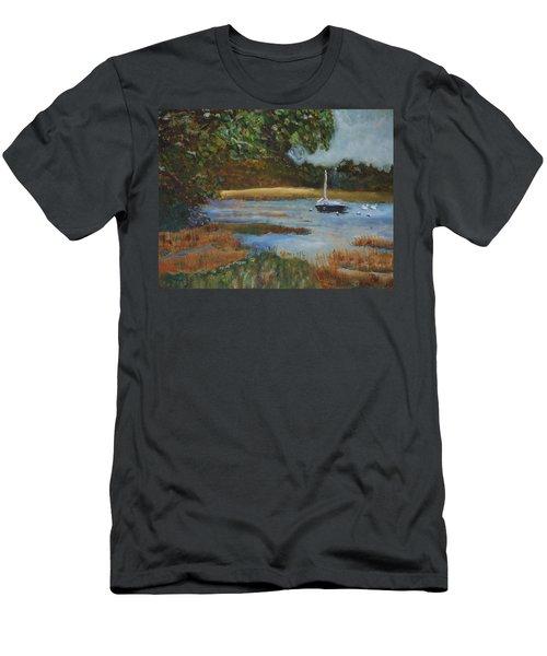 Hospital Cove Men's T-Shirt (Athletic Fit)